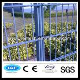 2013 Factory double circle wire mesh fence