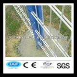 Competitive double welded wire mesh fence