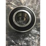 FAG 3206-BD-2HRS-TVH Angular Contact Ball Bearing, 30mm Bore, 62mm OD, 23.8mm W
