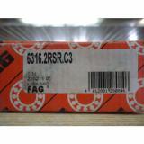 FAG 6316 2RSR C3 Bearing