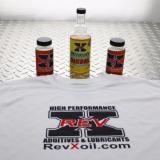 Rev-X 4oz Ford Powerstroke Oil Treatment, RevX BEST HEUI Injector Stiction Fix