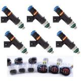 fit Nissan skyline R35 GTR VR38 VR38DETT Turbo 3.8L bosch 1000cc Fuel injectors