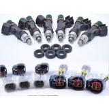 Toyota JZX100 JZX110 CRESTA 1JZGTE VVT-I  Bosch 1700cc Fuel Injectors