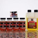 REV X Oil treatment,FIX Injectors Stiction,Ford Powerstroke 6.0 7.3 HEUI RevX