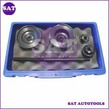 5 Pcs Designed Specifically Rear Axle Pressing Mounting Tool for AUDI / VW.