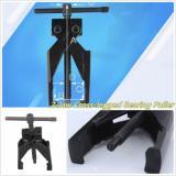 Portable   Black Metal Autos 2 Jaws Cross-Legged Gear Bearing Puller Extractor Kit