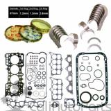 92-96   Honda Prelude 2.3L DOHC H23A1 FULL SET & PISTON RINGS & MAIN ROD BEARINGS
