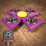EDC   Spinner Templar Cross Fidget Toy With Caps