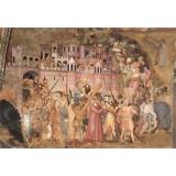 Photo   Print Christ Bearing the Cross to Calvary Andrea Da Firenze - in various s