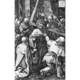 Art   Print - Bearing Of Cross No - Durer Albrecht Altdorfer 1480 1538