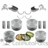 93-97   Toyota Corolla 1.6L 4AFE DOHC 16V PISTONS RINGS MAIN ROD ENGINE BEARINGS