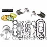 Honda   Isuzu 2.6 4ZE1 SOHC Full Set Rings Main Rod Engine Bearings *RE-RING Kit*