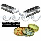 88-95   TOYOTA PICKUP 4RUNNER T100 3.0L SOHC 3VZE PISTON RINGS + MAIN ROD BEARINGS