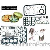 90-01   Acura Integra 1.8L B18A1 B18B1 Full Set + Rings + Main Rod Engine Bearings