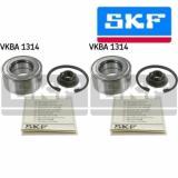 2x   SKF Radlagersatz 2 Radlagersätze rechts und links VKBA1314