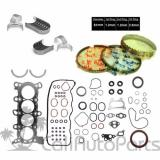 06-09   HONDA CIVIC 1.8L R18A1 R18A4 GRAPHITE GASKET RINGS MAIN ROD ENGINE BEARING