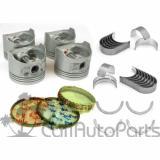 85-87   Corolla GTS MR2 1.6 DOHC 4AGEC 4AGELC Piston & Rings (+20) Engine Bearings