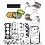 94-97   Honda Acura 2.2 VTec F22B1 RE-RING Full Gasket Set Rings Main Rod Bearings