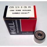 McGill Bearing CYR 3/4 S Corrosion Resistant Cam Yoke Roller CYR-3/4-S(NEW)