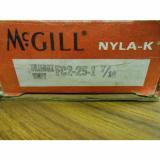 """NEW McGILL NYLA-K FLANGE UNIT BEARING FC2-25-1 7/16 """" ............ WQ-132"""