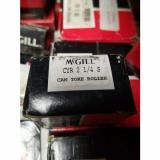 NEW MCGILL CYR-2-1/4 CAM YOKE ROLLER BEARING CYR214