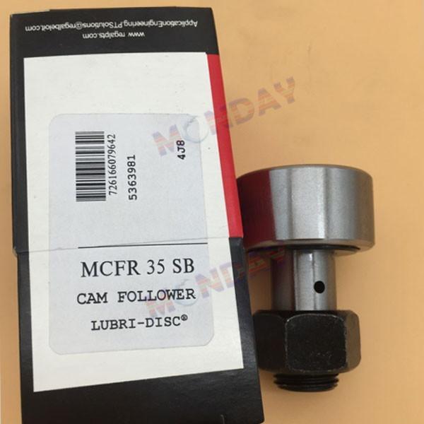 MCFR 35 SB Cam Follower Precision Bearings 35mm MCFR35SB Ship Free #1 image
