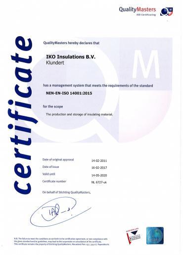 Ir a bollos r TE o ISO 14001
