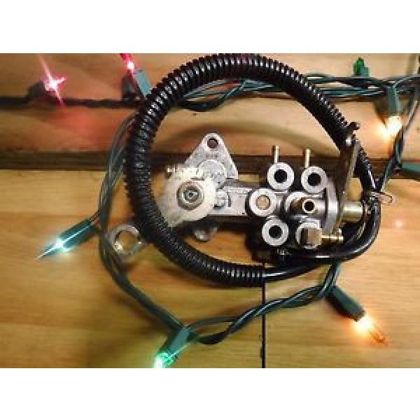 02 Polaris Edge X 600 Oil Injector Pump #1 image