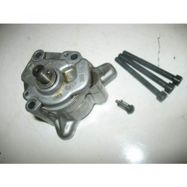 GREAT! OIL INJECTOR PUMP 1983 KTM 504 500 GS K4 504GS FOUR STROKE 1982 82 83 #1 image