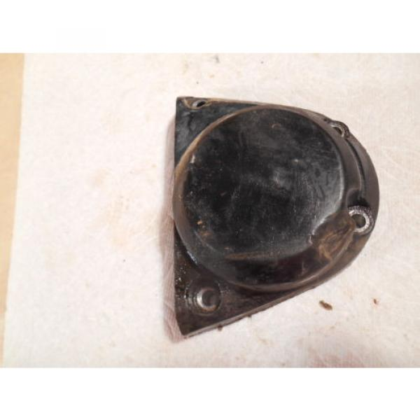 T1103 1978 78 YAMAHA DT125 OIL INJECTOR PUMP COVER #1 image