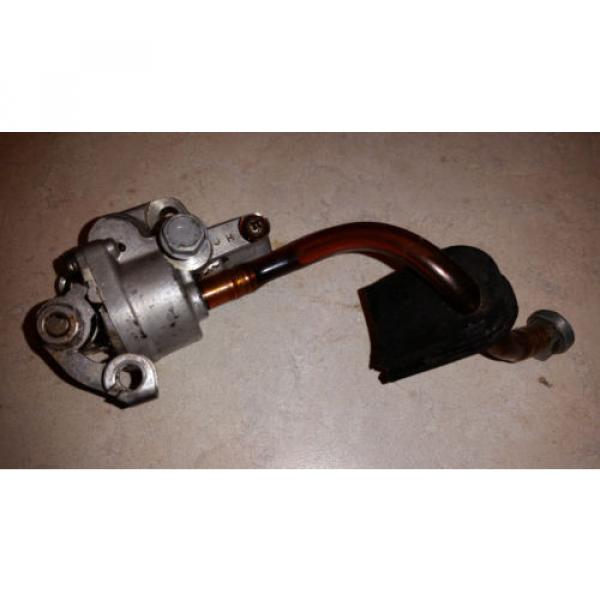 1973 Honda MT125 elsinore oil injector pump #1 image