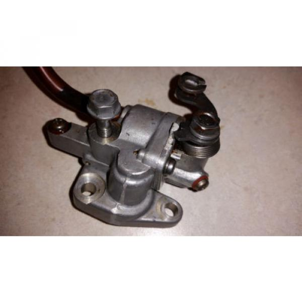 1973 Honda MT125 elsinore oil injector pump #2 image