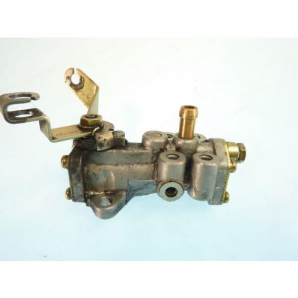 99 Arctic Cat ZR 600 EFI Engine Oil Injection Pump / OEM Mikuni Motor Injector #4 image