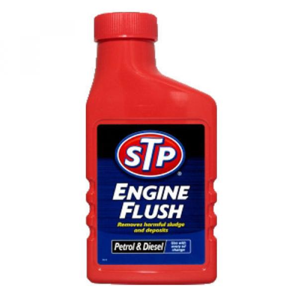 STP 3 Pack ENGINE FLUSH + PETROL EXHAUST SMOKE OIL TREATMENT + INJECTOR CLEANER #2 image