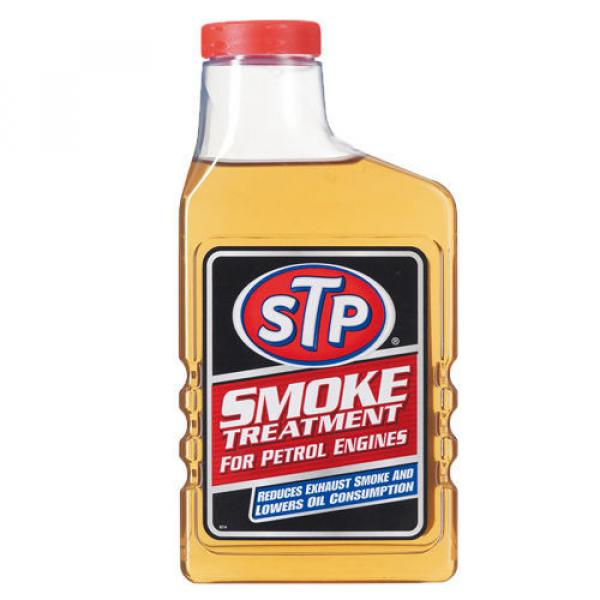 STP 3 Pack ENGINE FLUSH + PETROL EXHAUST SMOKE OIL TREATMENT + INJECTOR CLEANER #3 image
