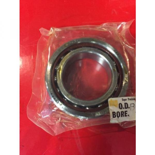 7008X2TAUEP7   850TQO1220-1   RHP New Angular Contact Ball Bearing 7008 CTA P4 DU ABEC 7 Tapered Roller Bearings #1 image