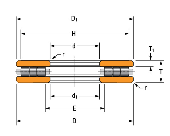 Bearing S-4790-A(2)