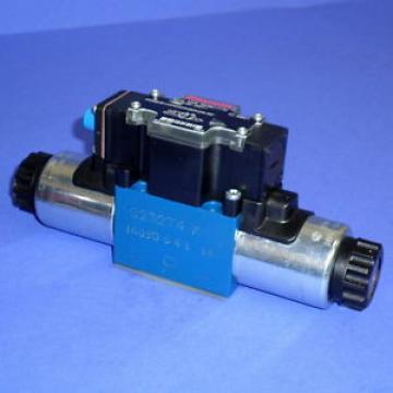 REXROTH 24VDC 1.25A HYDRAULIC VALVE, 4WE6D61/OFEG24N9DK24L/62 *NEW*