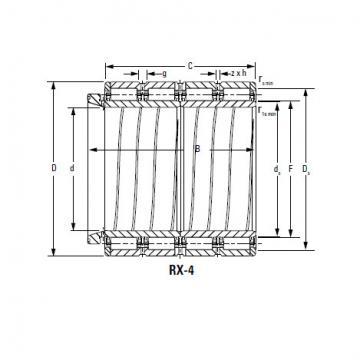 Bearing 760RX3166 RX-1