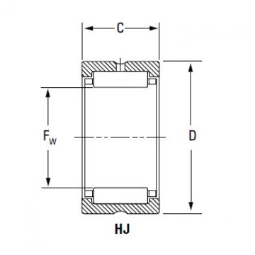 Bearing HJ-729640