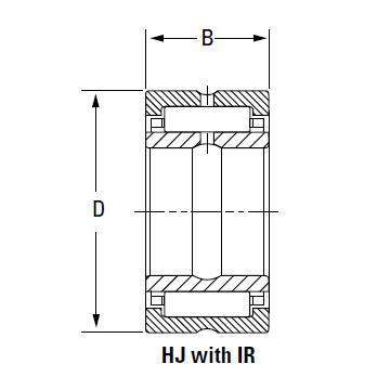 Bearing IR-728840 HJ-8811240