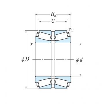 Bearing HH224340/HH224310D+L
