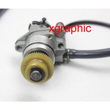 Oil Pump Injector Gear Housing for Yamaha PW50 PW 50 Y-Zinger Bikes