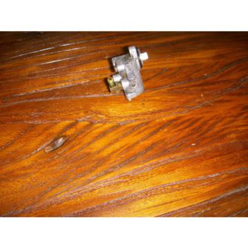Oil Injector Pump 1992 50HP Mercury  part # 812690A