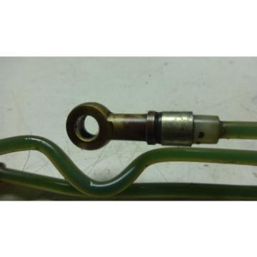 1975 Suzuki GT550 Triple GT 550 SM265B. Engine oil pump injector lines