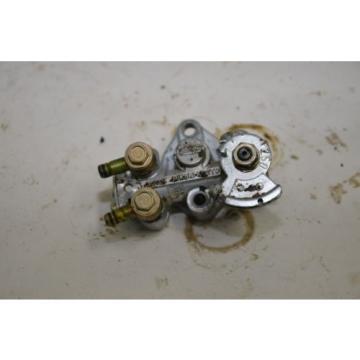 Harley Davidson Aermacchi SX175 1975 Oil Injector Pump