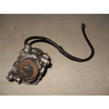 1975 TY80 Yamaha Trials Motorcycle - Oil Injector Pump Assembly - OEM