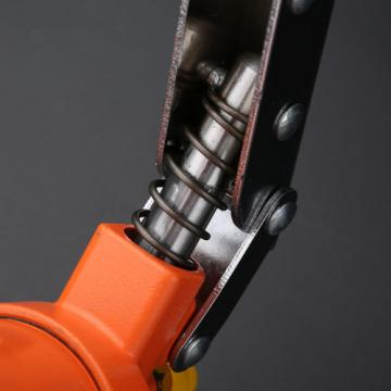 Industrial High pressure Manual Grease gun Heavy excavator Oil  injector W136