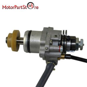 Oil Pump Injector Gear Housing for Yamaha PW50 PW50 Y-Zinger
