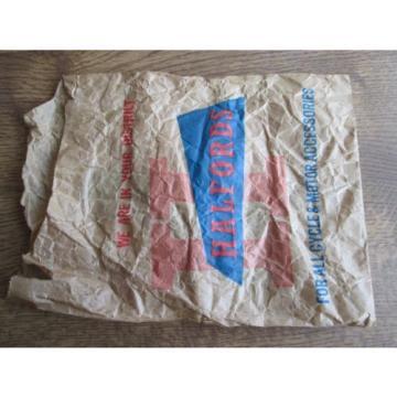 Vintage Halfords Three Spout Oil Injector in Original box (spares or repair)